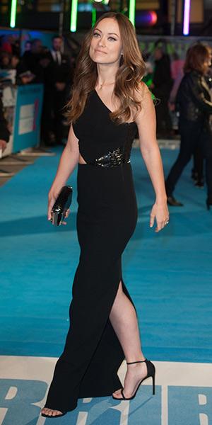 d831ca37fe1 Michael Kors One-Shoulder Cutout Gown with Sequins ...