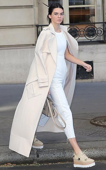 Stella McCartney Elyse lace-up platform