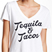 Signorelli Tequila & Tacos V-neck Tee
