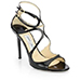 Jimmy Choo sandal as seen on Coleen Rooney