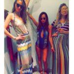 Missoni Crochet-Knit Maxi Skirt as seen on Kate Hudson Snapchat and Instagram