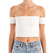 Are You Am I Minka Crop Top