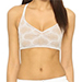 David Lerner Lace Front Bralette Top