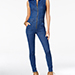 Guess Jessie Denim Utility Jumpsuit