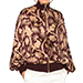 Zimmermann Karmic Track Bomber Jacket in Bird Chintz