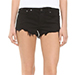 Rag & Bone shorts in Black Freeport