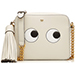 Anya Hindmarch Leather Eyes Cross-Body Bag