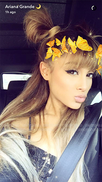 Seen On Ariana Grande Snapchat Skivvies By For Love