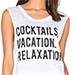 Chaser Cocktails Vacation Relaxation Tank