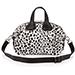 Givenchy Small Dalmatian Print Satchel Bag