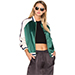 Lovers + Friends X Revolve Forest Green Bomber Jacket