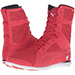 Puma Ferrari High Boot SF Rosso Corsa
