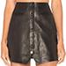 Rachel Zoe Danae Leather Skirt