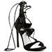 Stuart Weitzman Legwrap Heel Sandal
