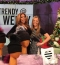 Nicole Lapin in Versace on the Wendy Williams Show