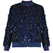 Ashish Sequin Embellished Bomber Jacket