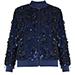 Ashish Sequin Embellished Bomber Jacket
