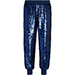 Ashish Sequin-embellished Zip-seam Silk Trousers