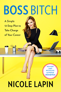 Nicole Lapin Boss Bitch Book