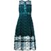 Jonathan Simkhai Embroidered Lace Midi Dress