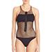 Melissa Odabash One-piece Zuma Mesh Swimsuit