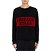 The Elder Statesman X NBA Mens Chicago Bulls Cashmere Sweater