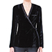 AS by DF Callie Velvet Tuxedo Blazer