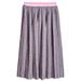 HM pink glittery skirt