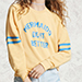Forever 21 Mermaids Do It Better graphic sweatshirt