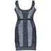 Herve Leger by Max Azria short dress
