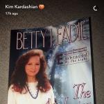 The Awakening Heart: My Continuing Journey to Love by Betty J. Eadie (Kim Kardashian Snapchat March 2017)