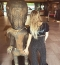 LeAnn Rimes's Maxi Jumper (Instagram Apr 21, 2017)
