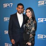 Faryal Makhdoom 2017 BBC Sports Personality of the Year Awards