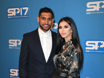 Faryal Makhdoom 2017 BBC Sports Personality of the Year Awards