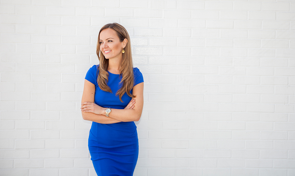 Checking in with Fashionista and Financial Expert Nicole Lapin